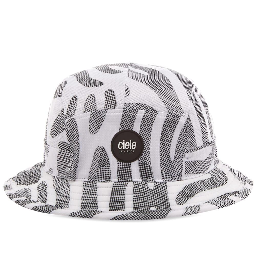 Ciele Athletics All Over Zebra Bucket Hat - Trooper