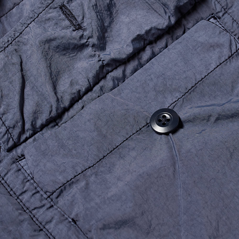 Nigel Cabourn Quilted Parka - Navy