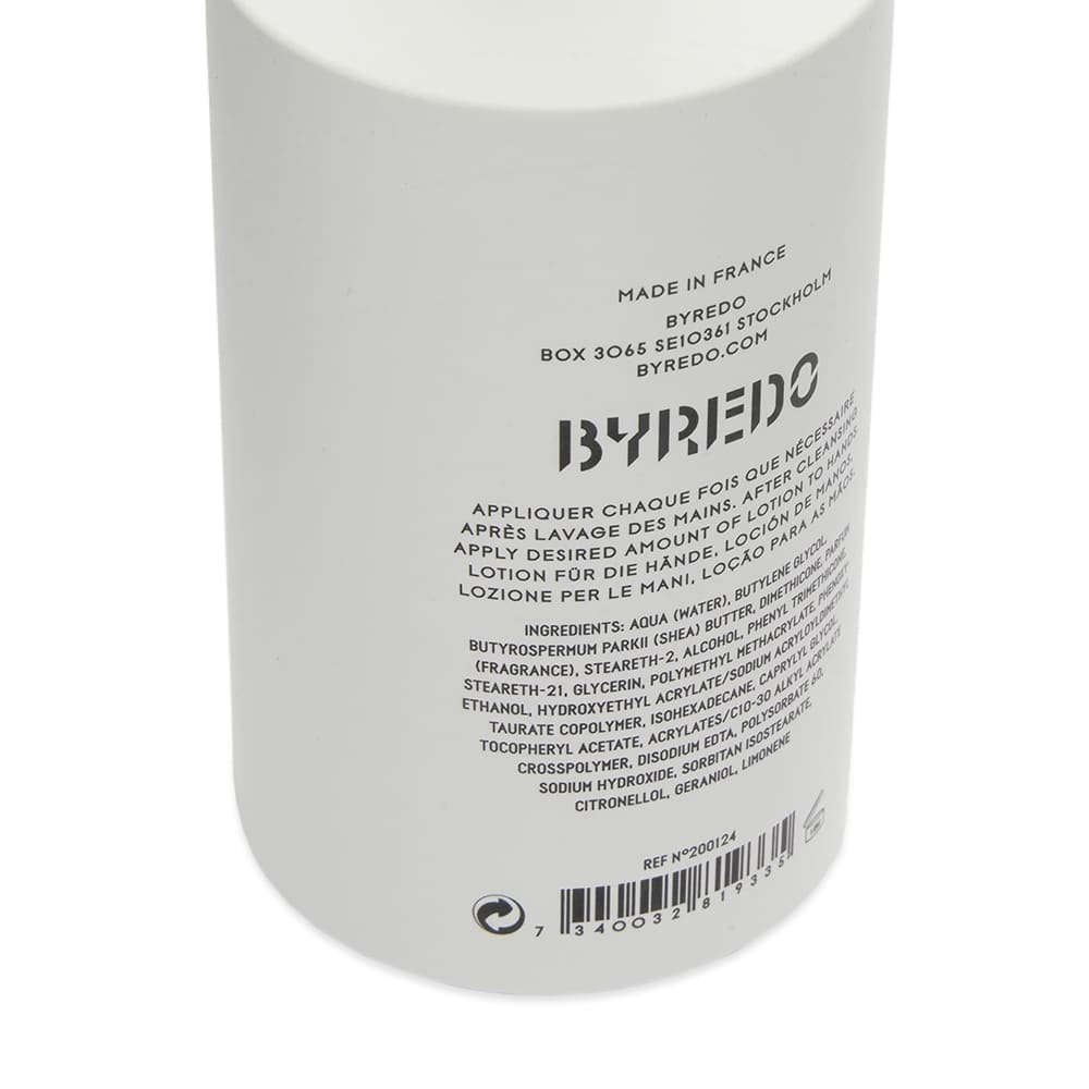 Byredo Rose Hand Lotion - 450ml