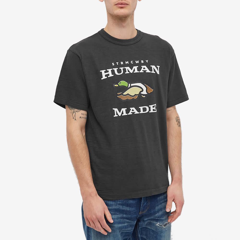 Human Made Duck Tee - Black