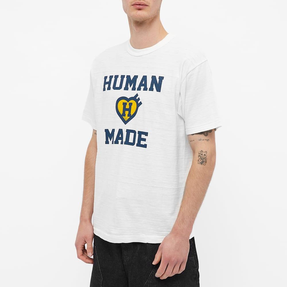 Human Made Logo Tee - White