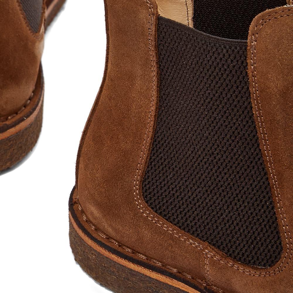 Astorflex Bitflex Chelsea Boot - Dark Khaki