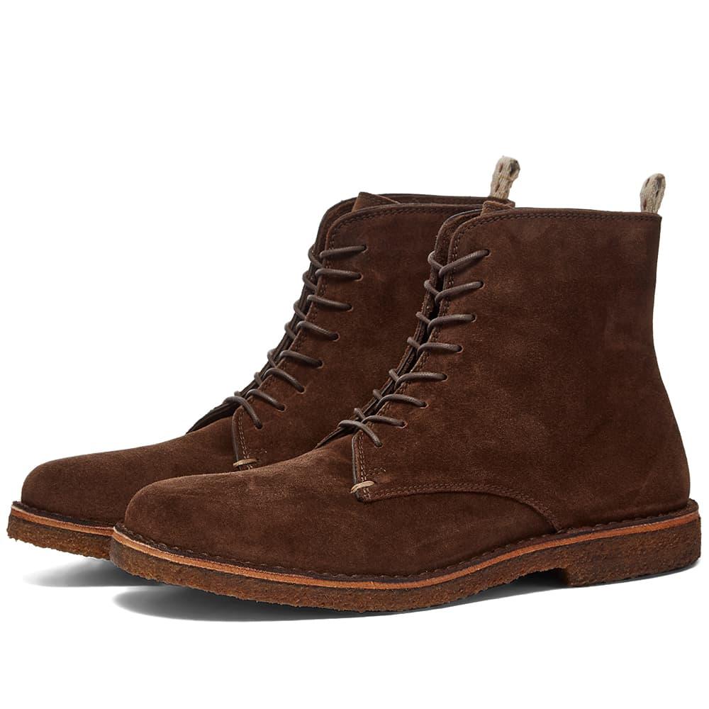 Astorflex Bootflex Boot - Dark Chestnut