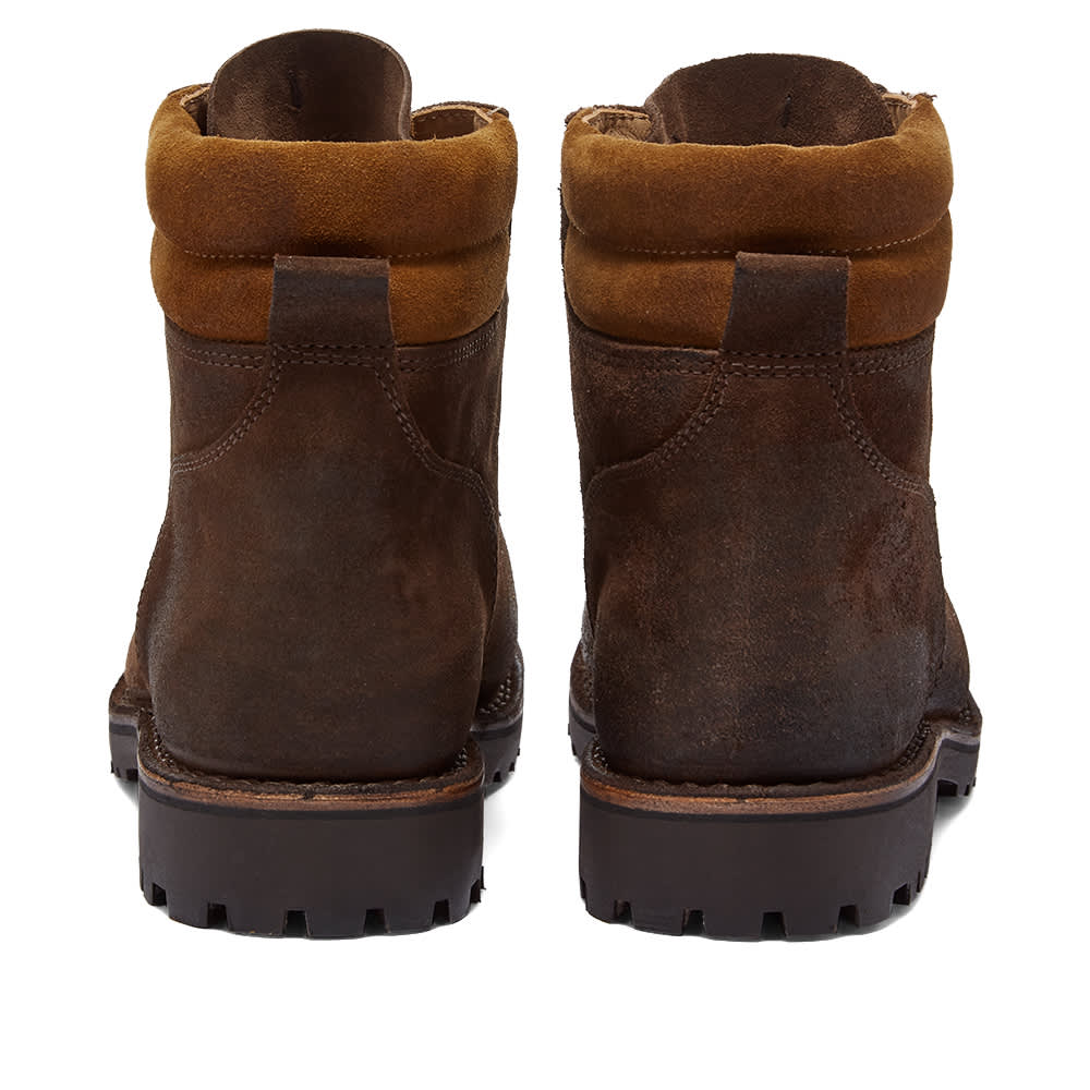 Astorflex Rockflex Boot - Dark Chestnut