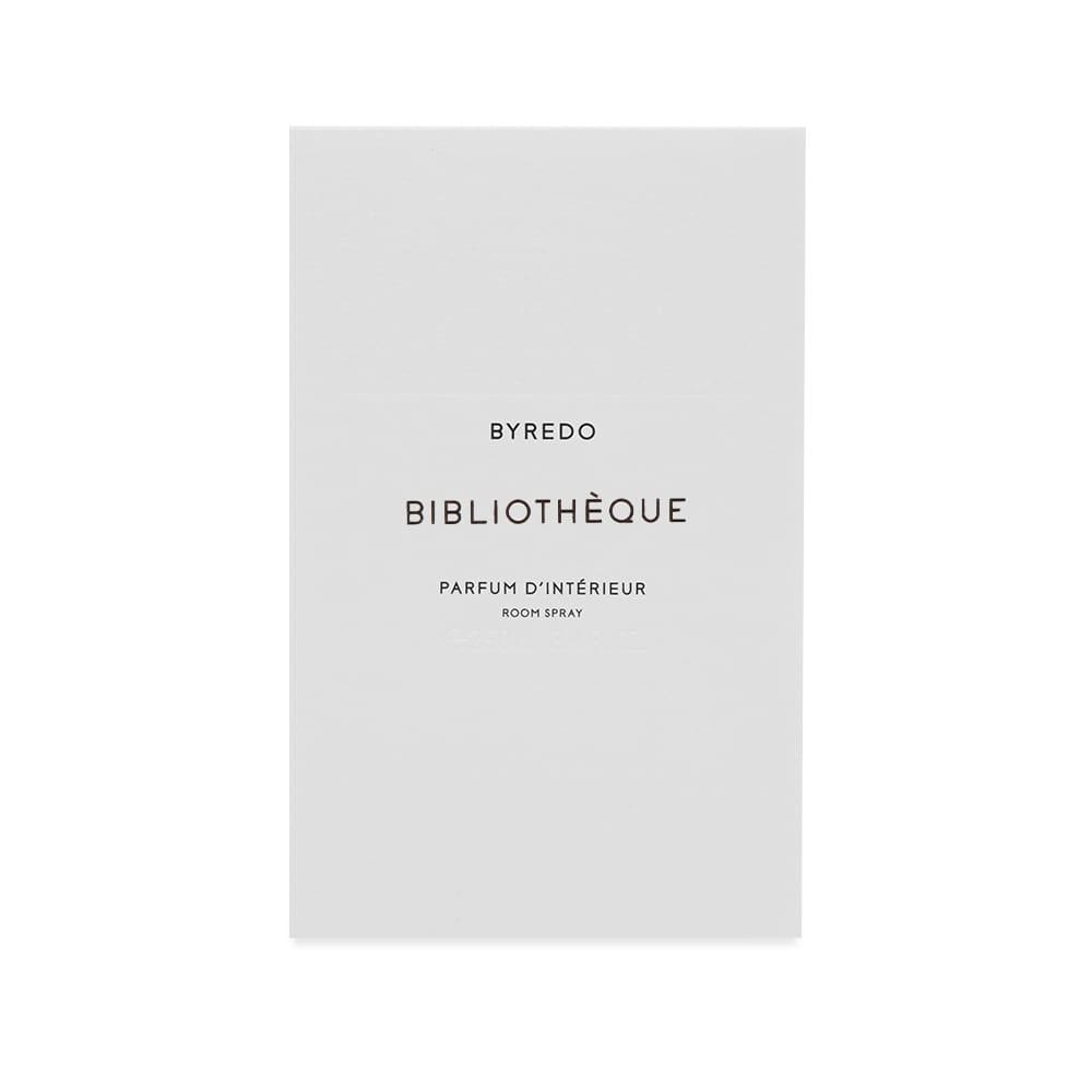 Byredo Bibiliotheque Room Spray - 250ml