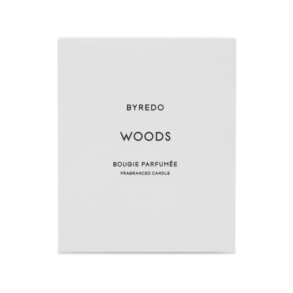 Byredo Woods Candle - 240g