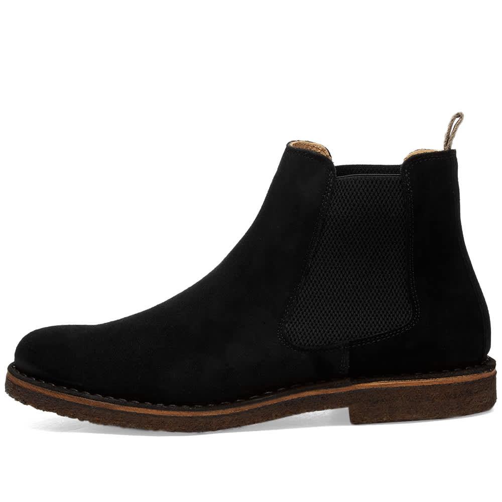 Astorflex Bitflex Chelsea Boot - Black