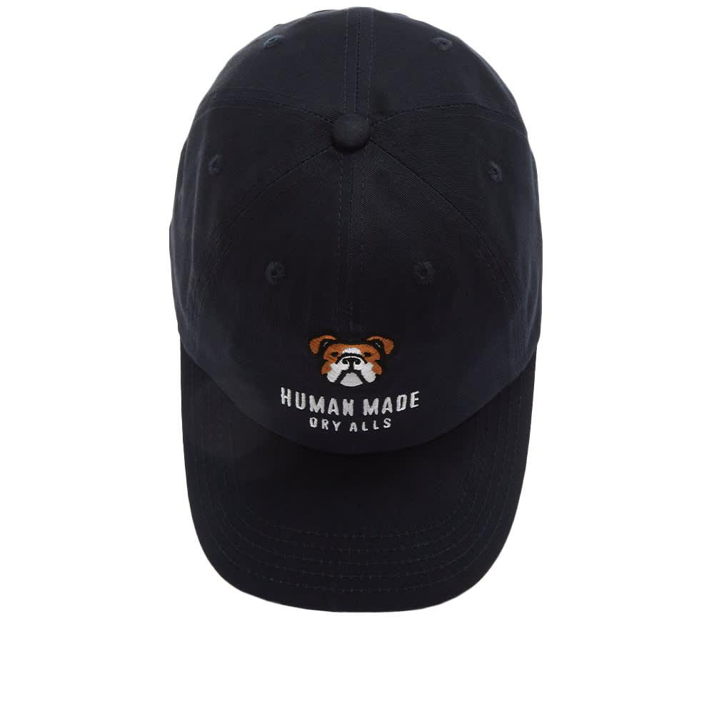 Human Made Dog Twill Cap - Navy