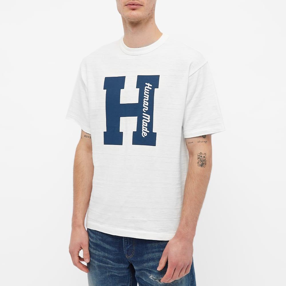 Human Made H Tee - White