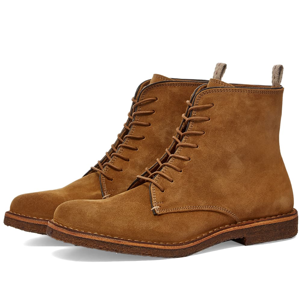 Astorflex Bootflex Boot - Whiskey