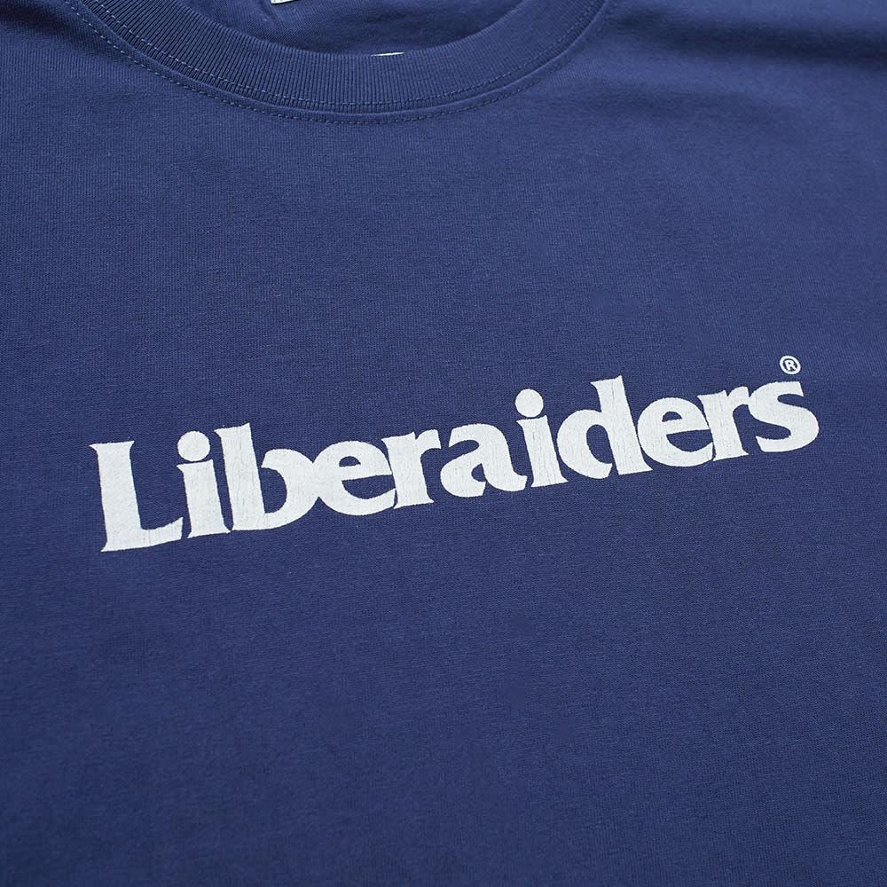 Liberaiders OG Logo Tee - Navy