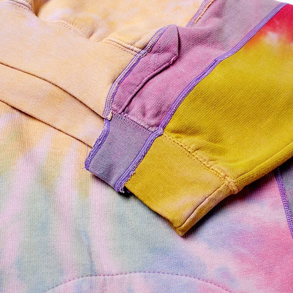 Needles 5 Cuts Tie Dye Popover Hoody - Assorted