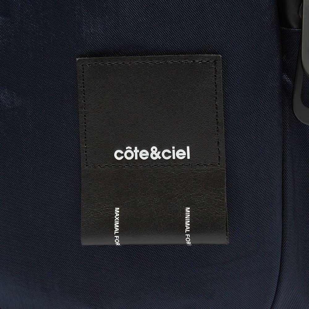 Cote&Ciel Isar Medium Backpack - Blue