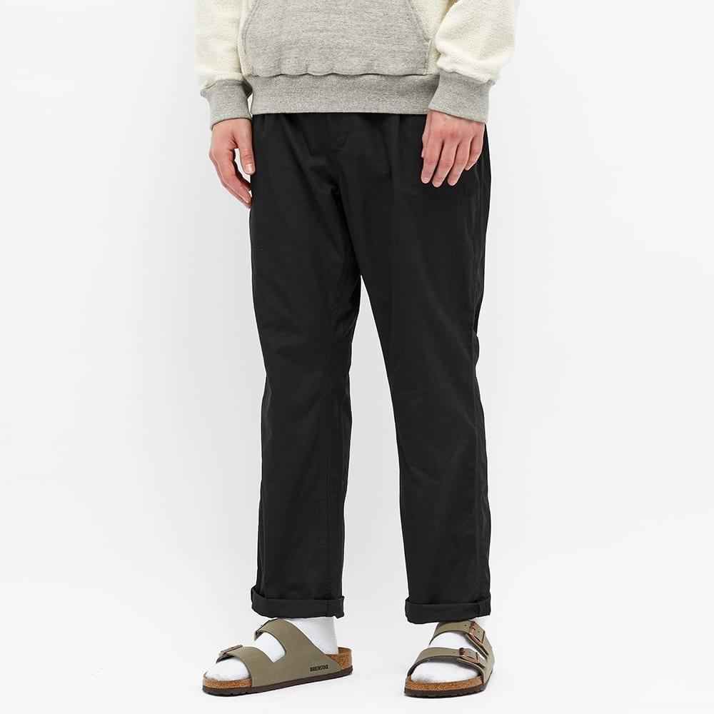 Nonnative Dweller Relaxed Pant - Black