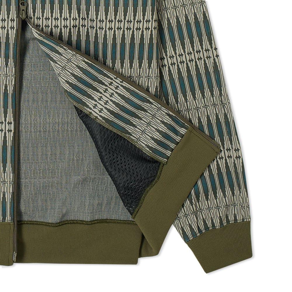 Needles Geometry Track Jacket - Grey