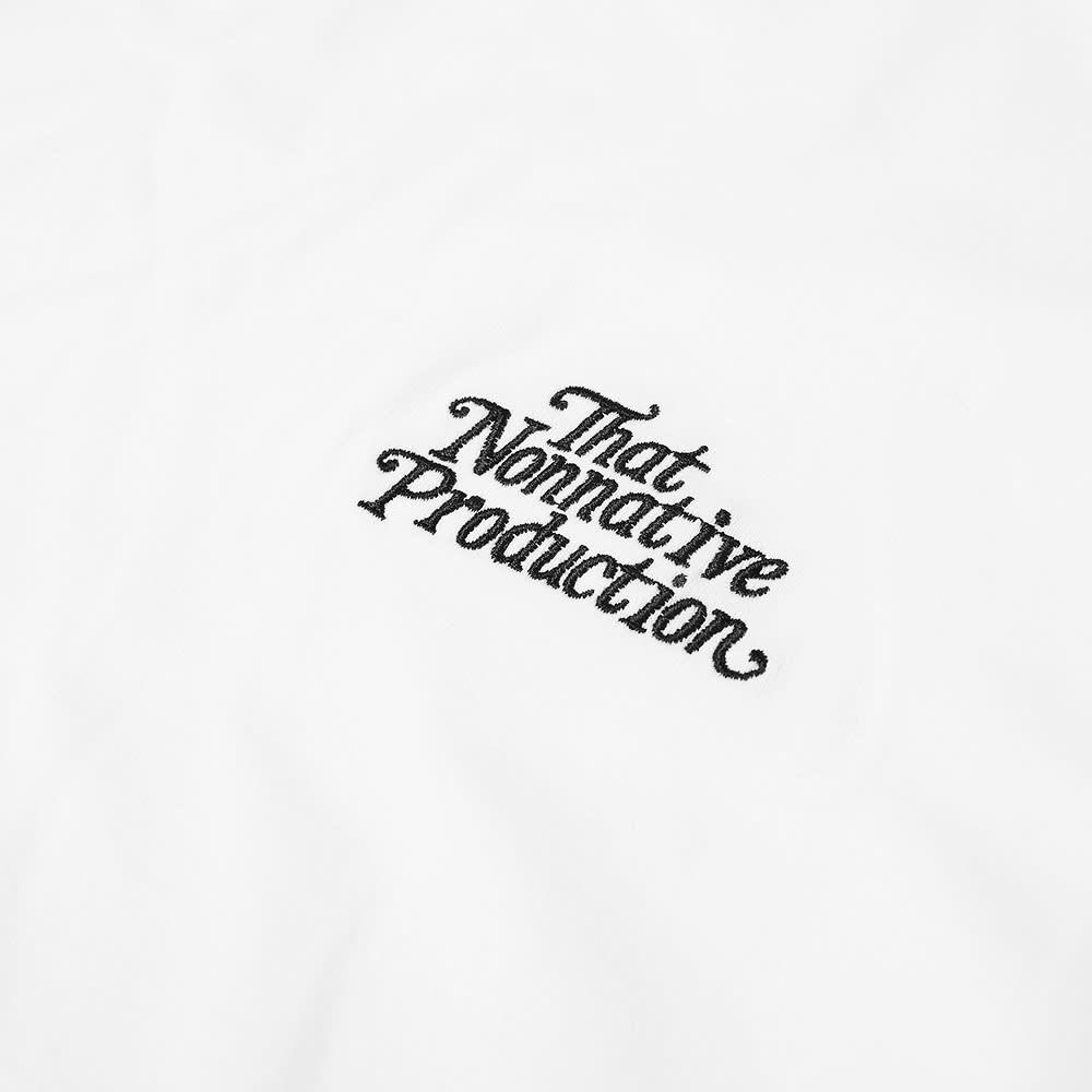 Nonnative TNP Logo Tee - White