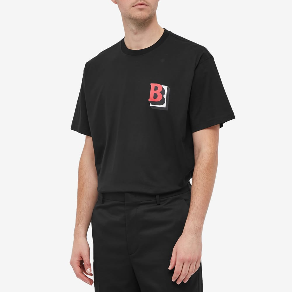 Burberry Tucson B Motif Tee - Black
