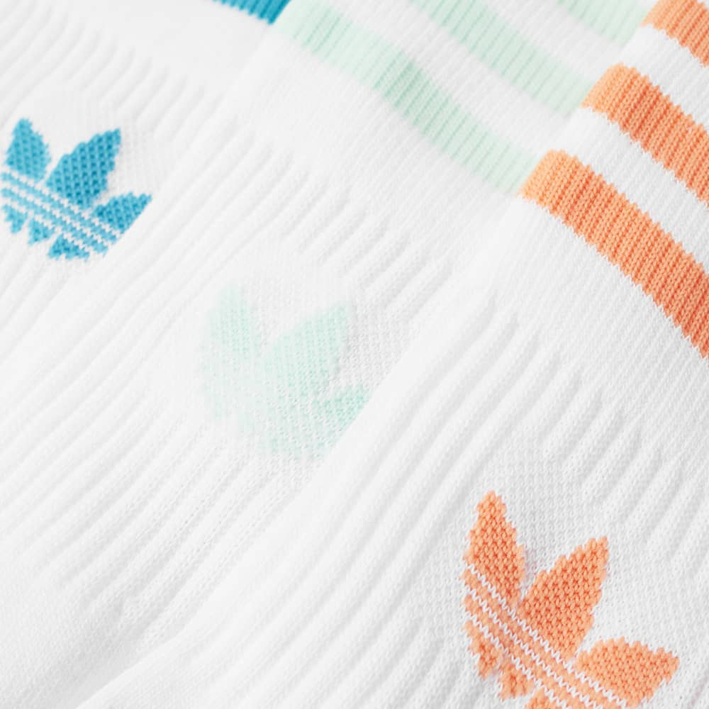 END. x Adidas Tennis Club Socks - White
