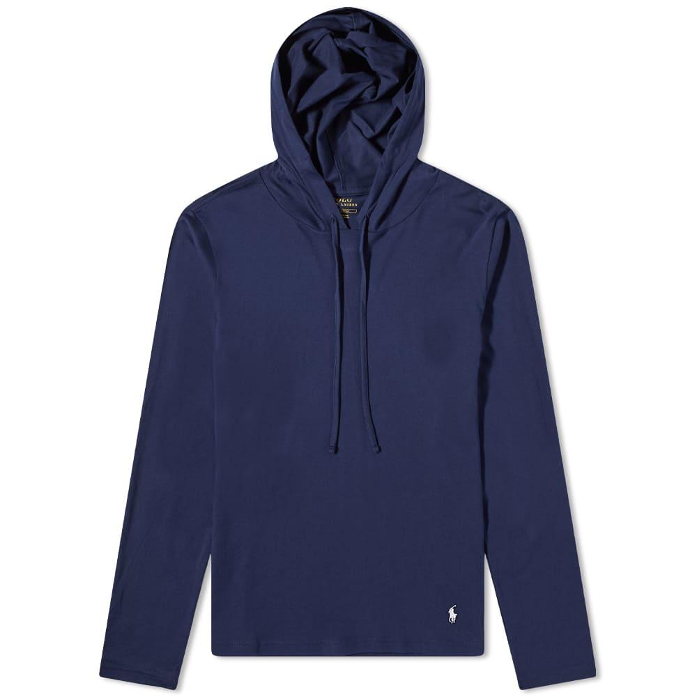 Polo Ralph Lauren Sleepwear Popover Hoody - Cruise Navy