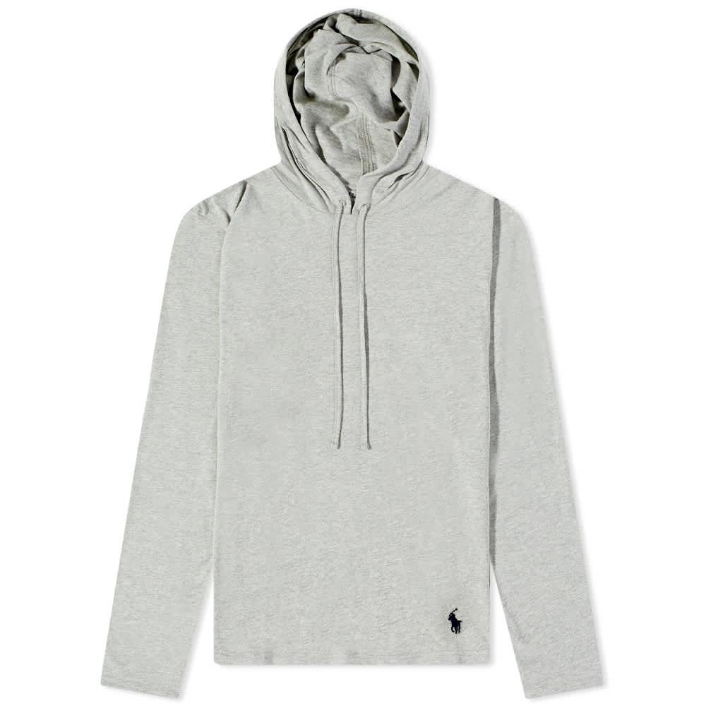 Polo Ralph Lauren Sleepwear Popover Hoody - Andover Heather