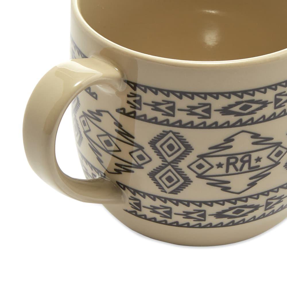 RRL Souvernir Mug - Cream & Black