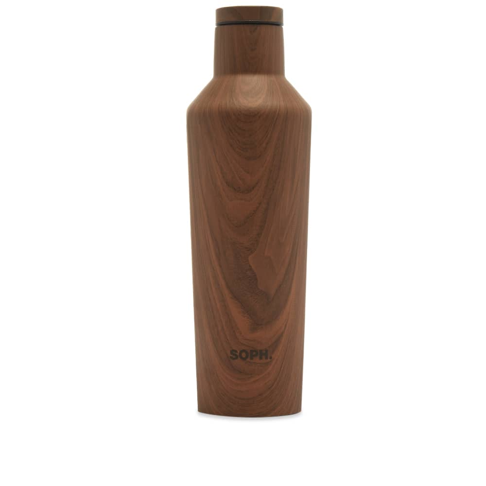 SOPHNET. Corkcicle Walnut Canteen - Brown