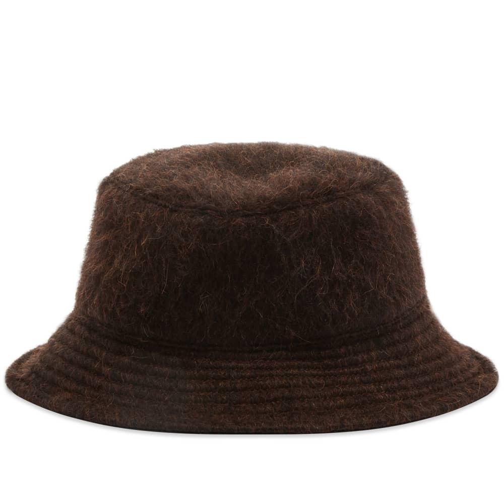 Our Legacy Alpaca Bucket Hat - Brown
