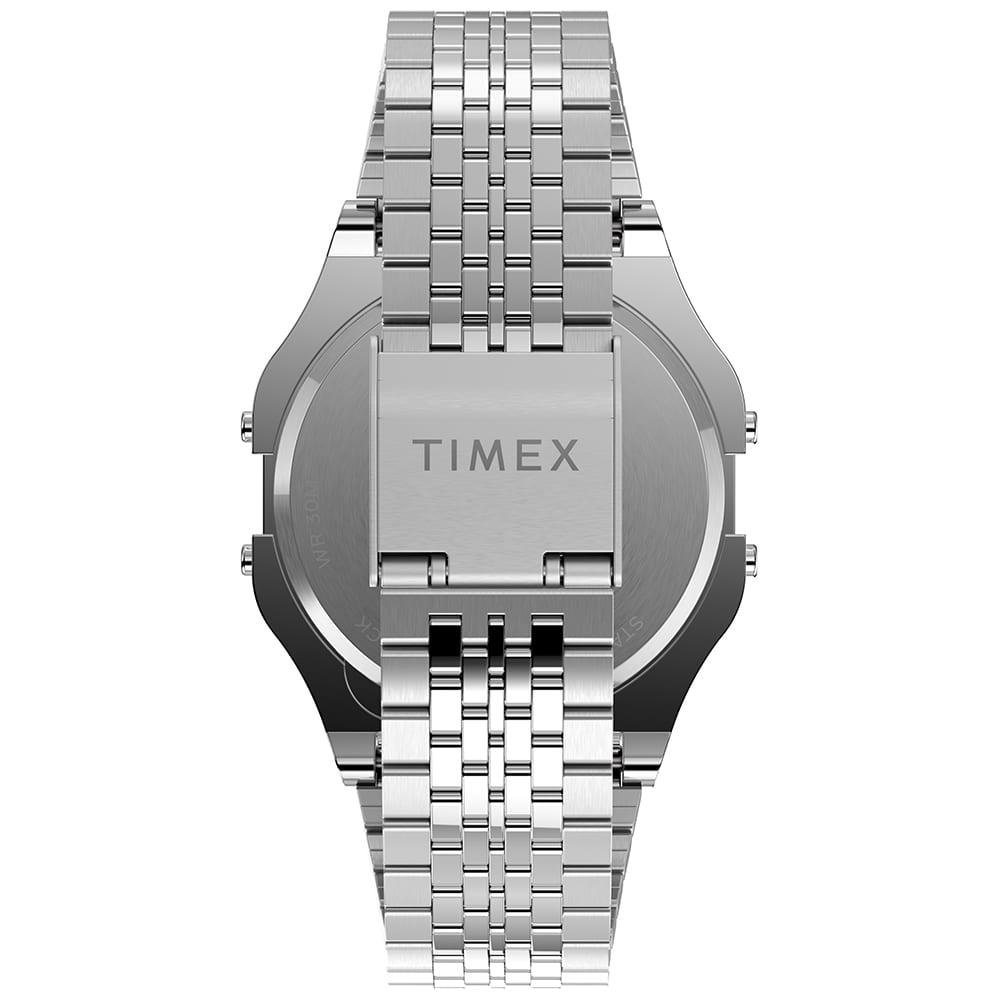 Timex x Coca-Cola Unity T80 Watch - Silver & Multi