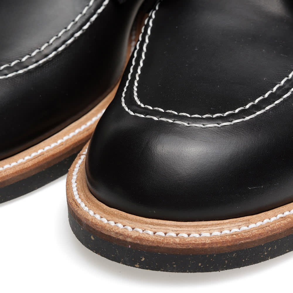 Alden Indy Boot - Black Calfskin