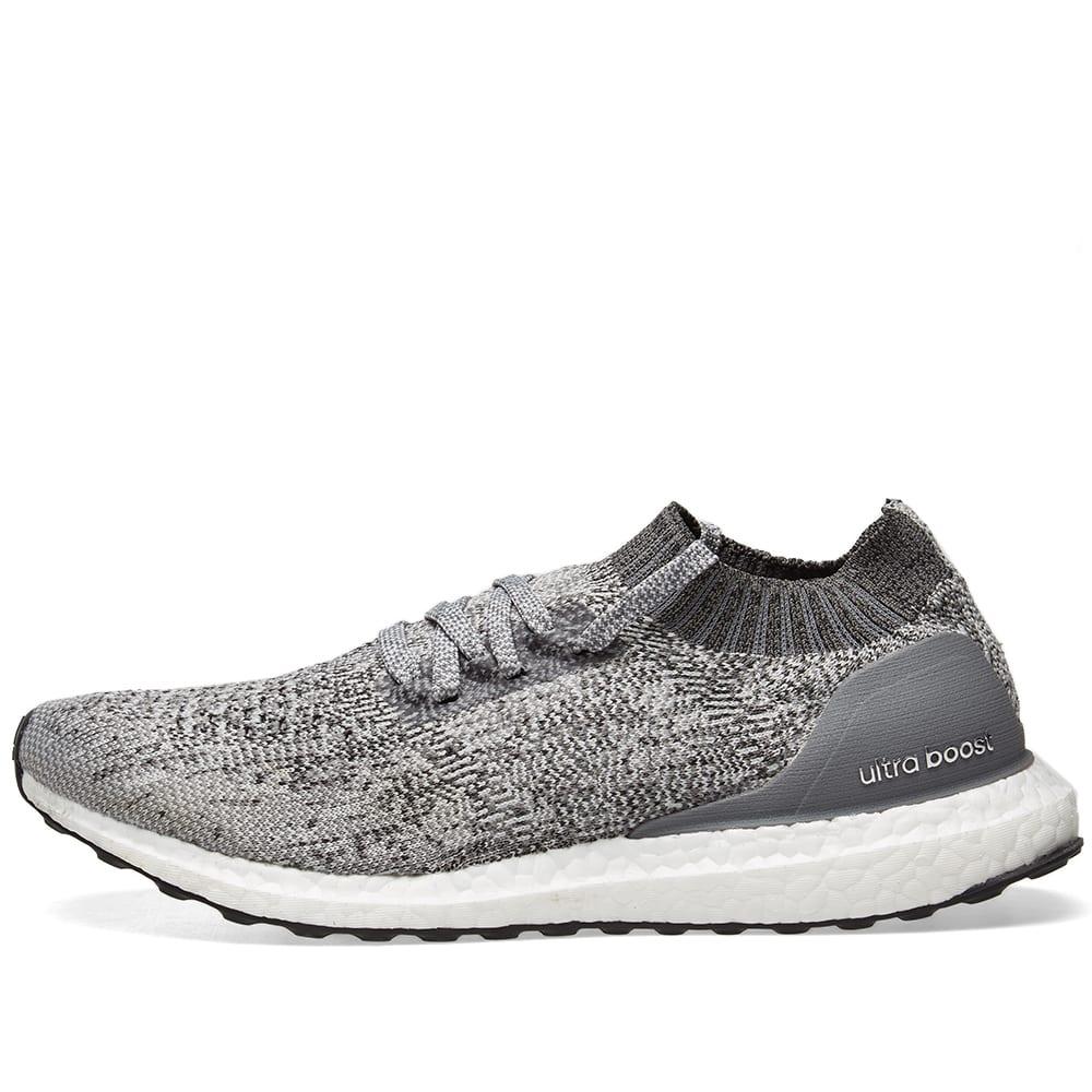Adidas Ultra Boost Uncaged - Grey Two & Grey Four