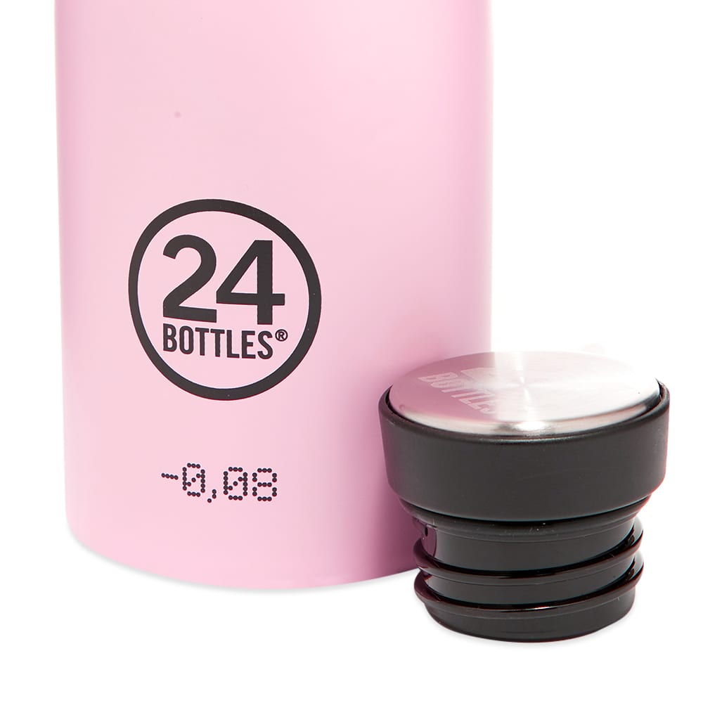 24 Bottles Urban Bottle - Candy Pink 500ml