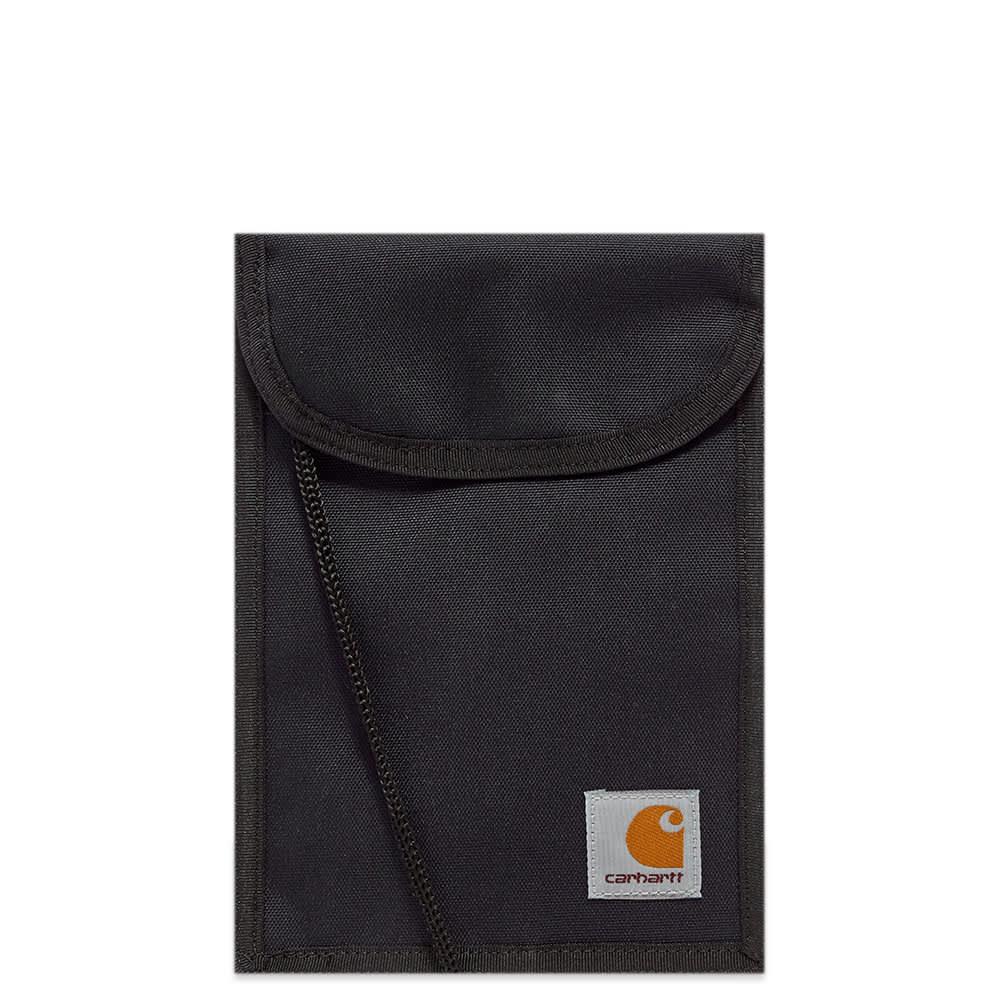 Carhartt WIP Collins Neck Pouch - Black
