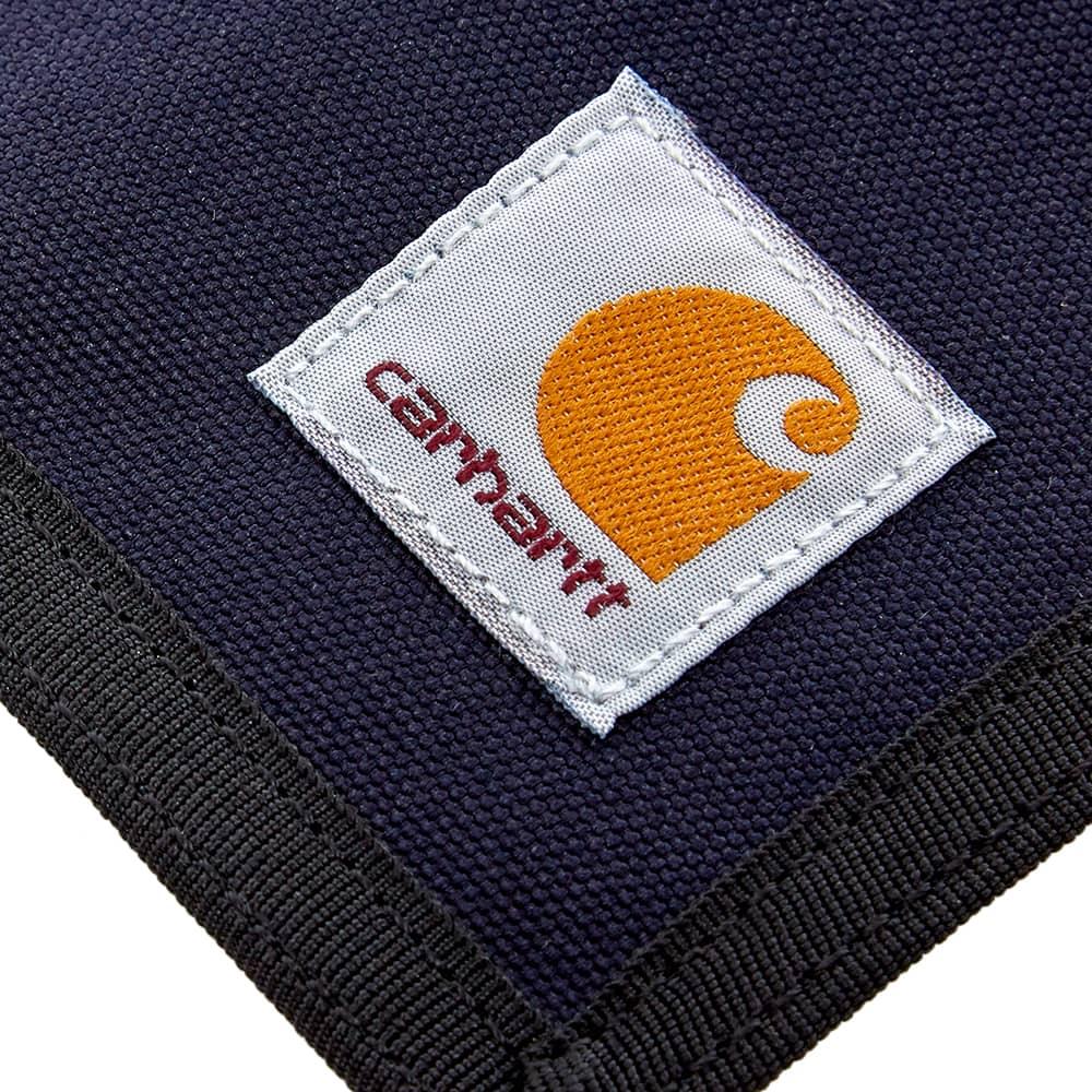 Carhartt WIP Collins Neck Pouch - Dark Navy