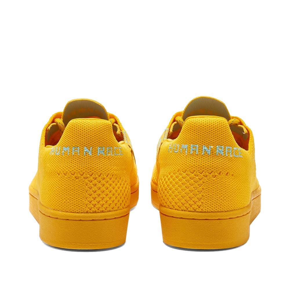 Adidas x Pharrell Williams Superstar - Bold Gold & Clear Aqua