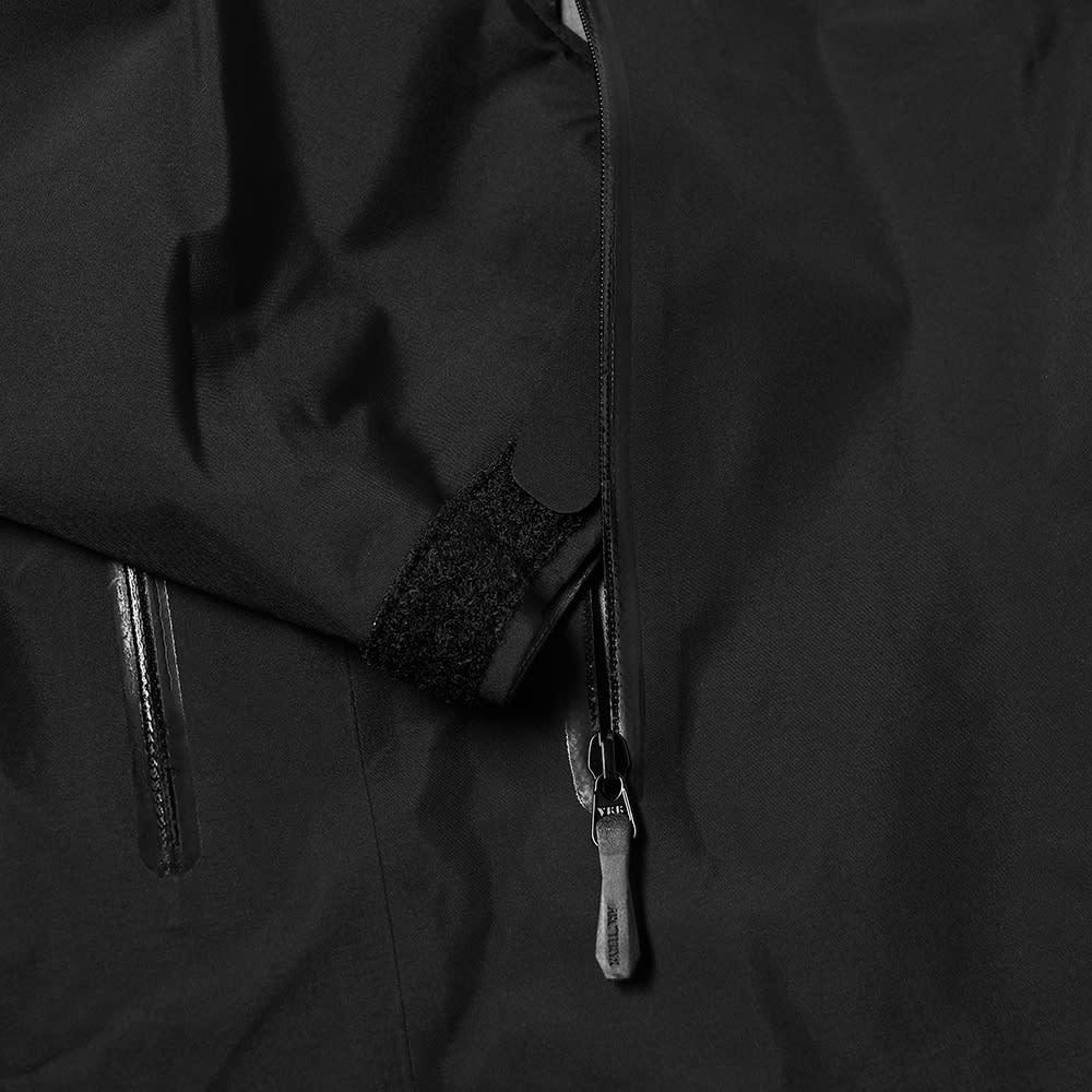 Arc'teryx Beta AR Gore-Tex Packable Jacket - Black