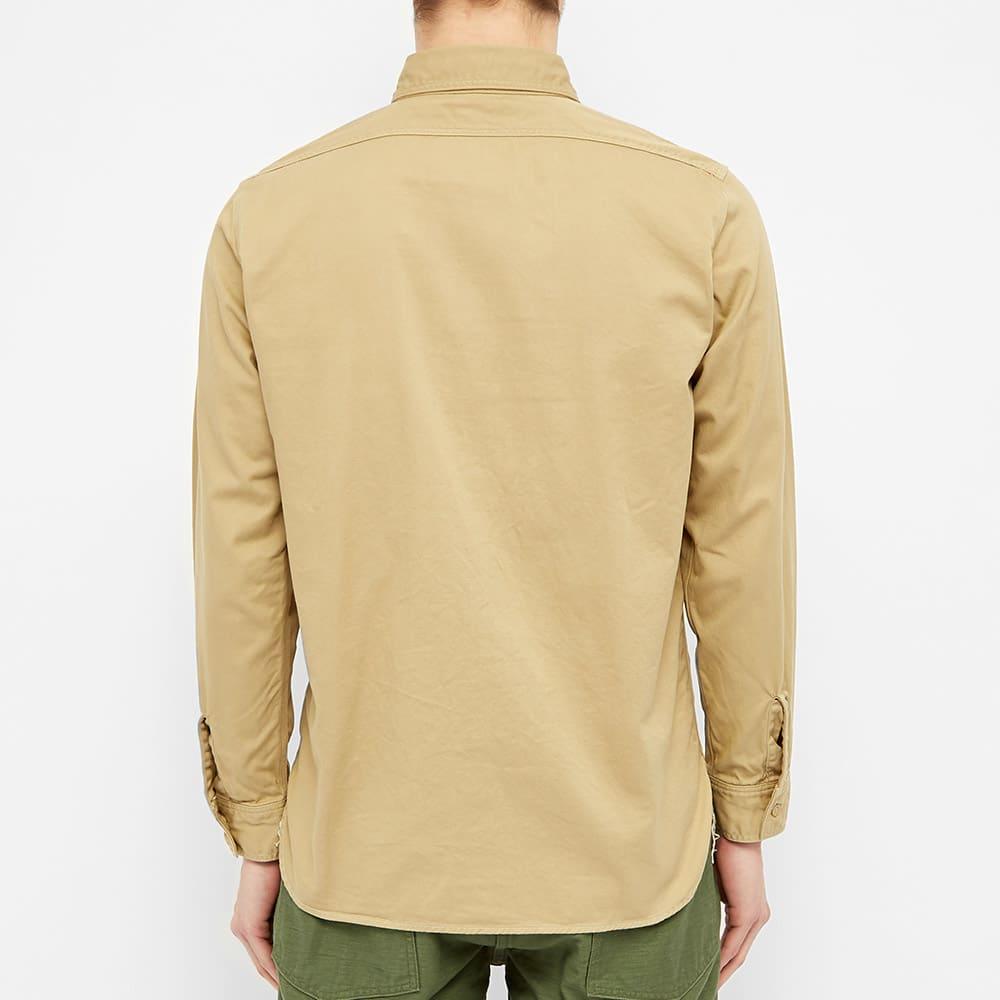 orSlow Work Shirt - Khaki