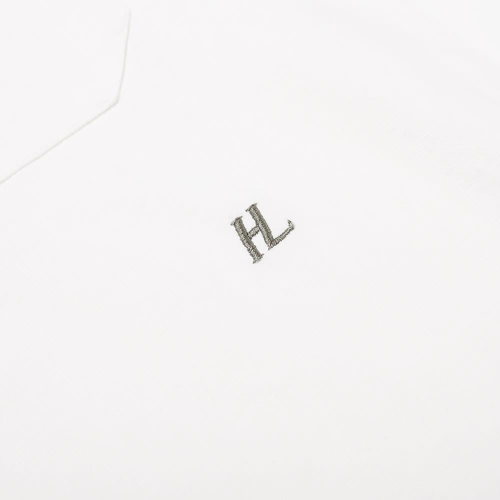 Helmut Lang Strapped Long Sleeve Tee - Ecru