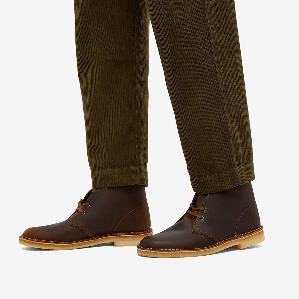 Clarks Originals Desert Boot - Beeswax