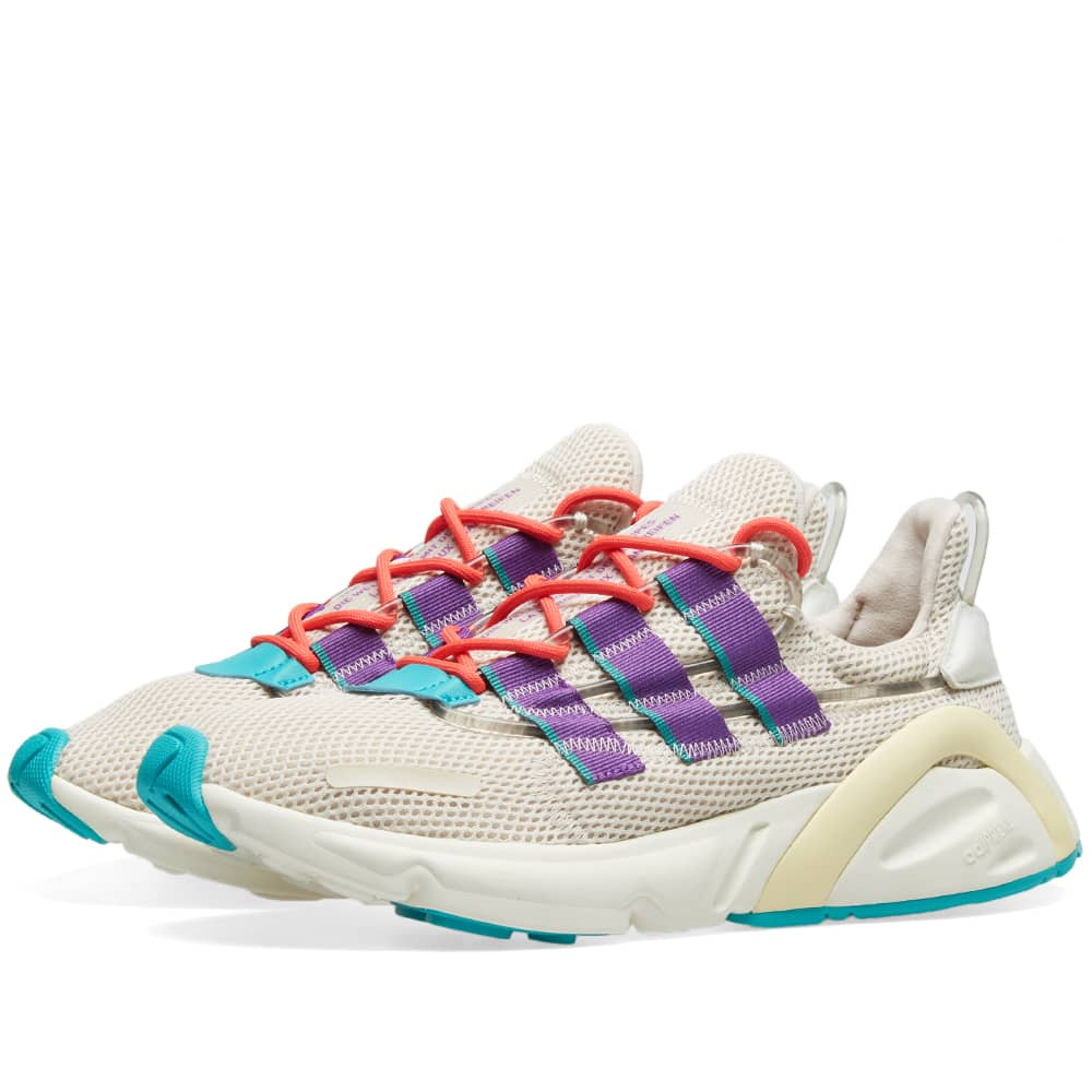 Adidas LXCON - Clear Brown, Purple & Red