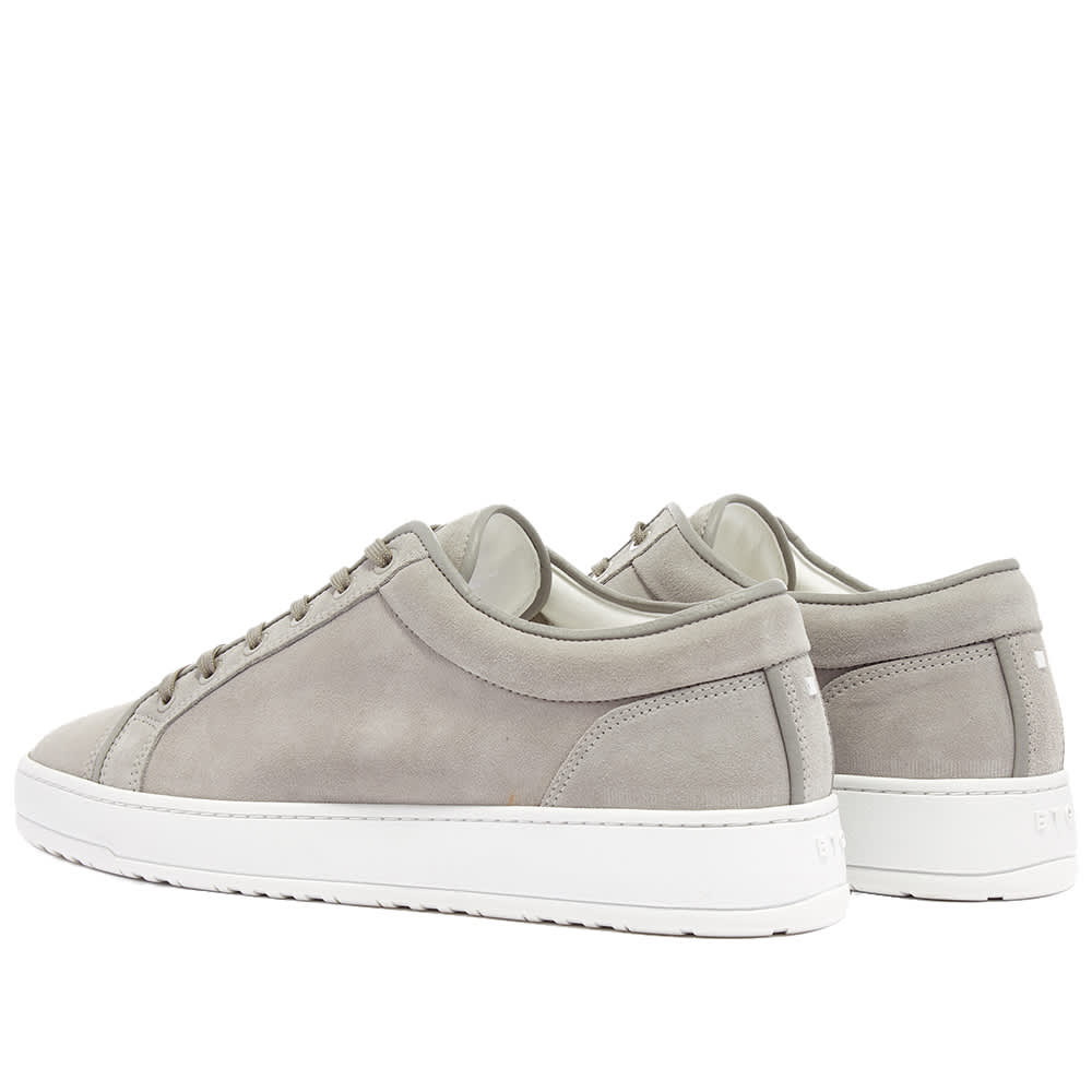 ETQ. Suede Low Top 1 Sneaker - Cement Suede