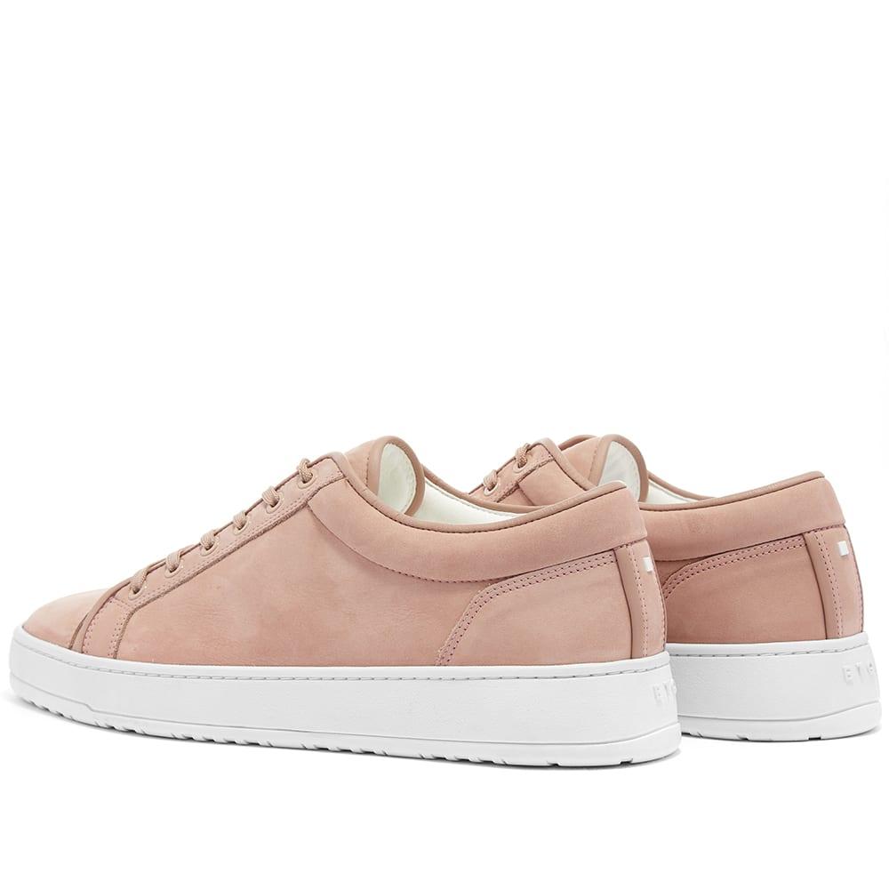 ETQ. Suede Low Top 1 Sneaker - Pink Blush
