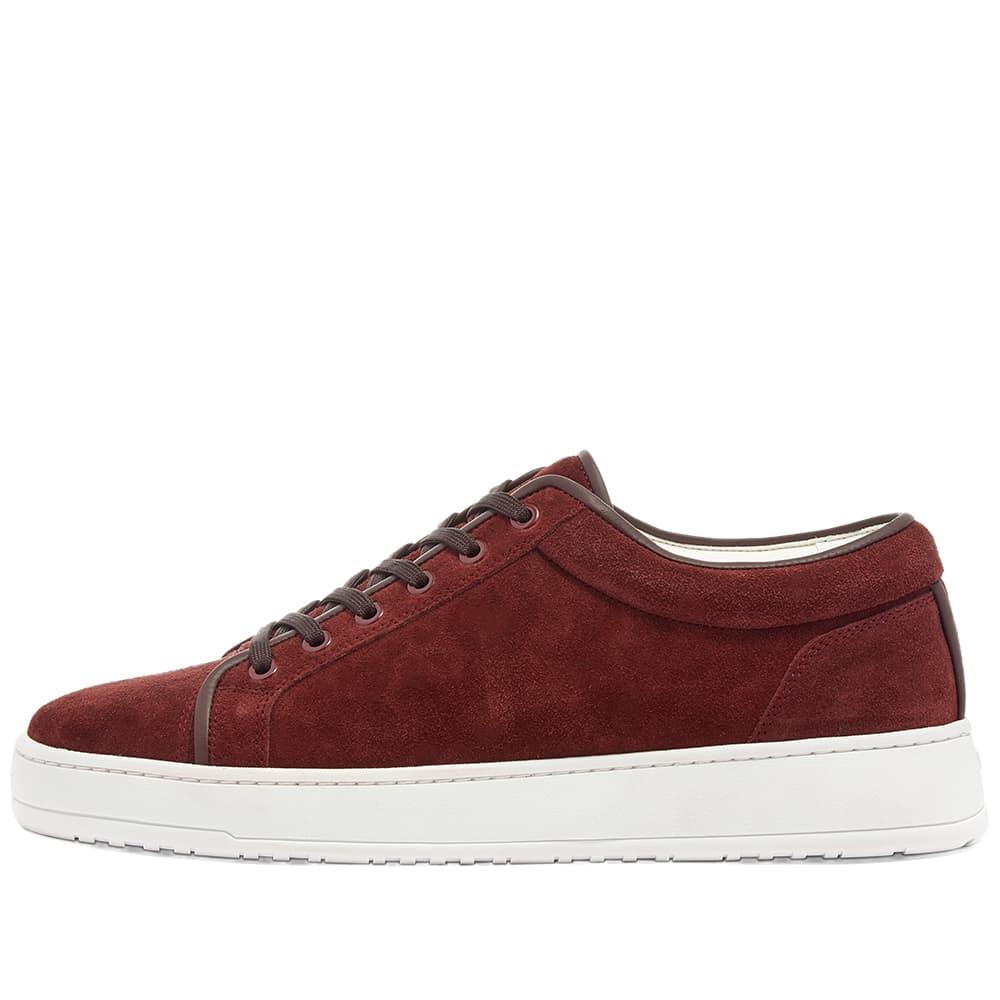 ETQ. Suede Low Top 1 Sneaker - Port Royale