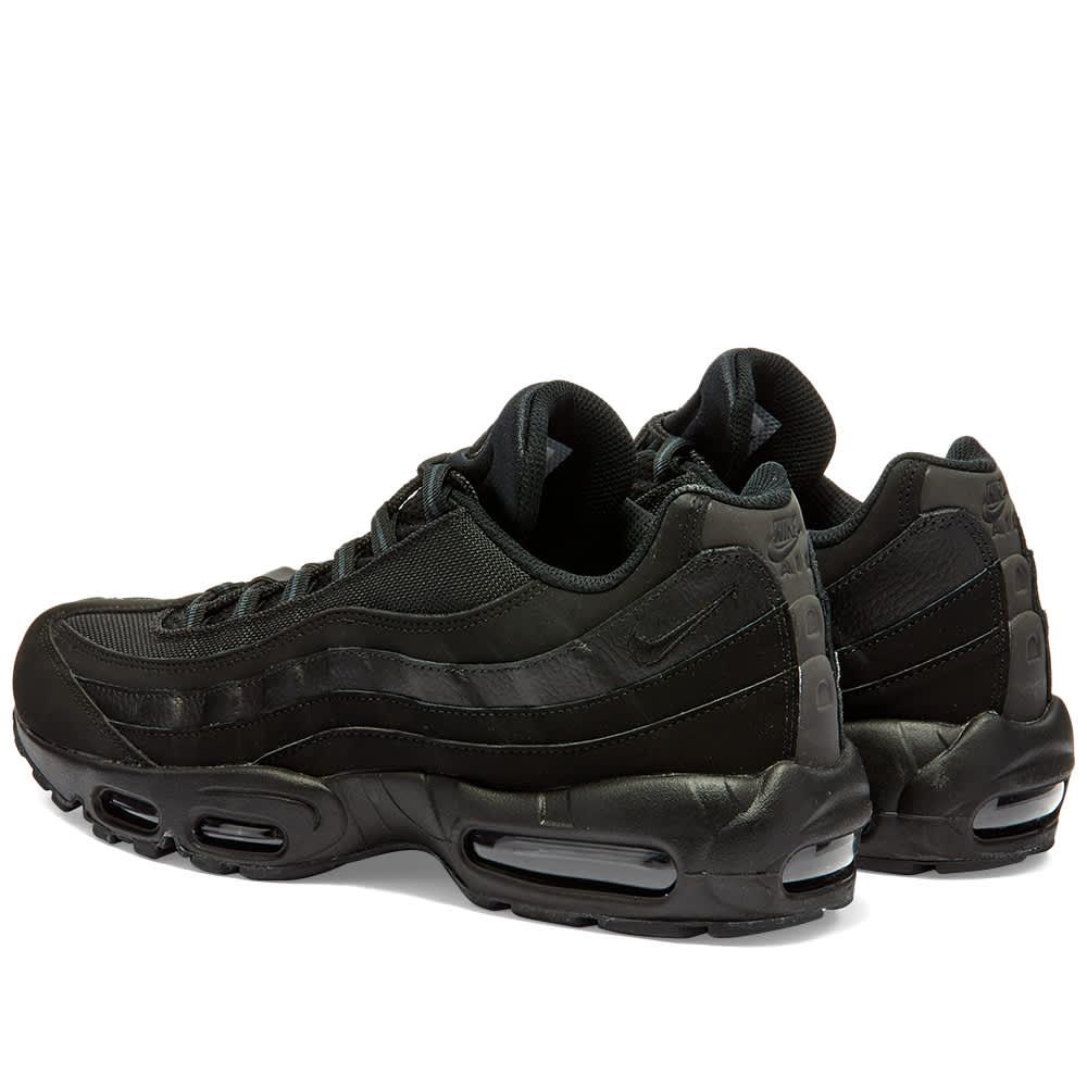 Nike Air Max 95 Black \u0026 Anthracite | END.