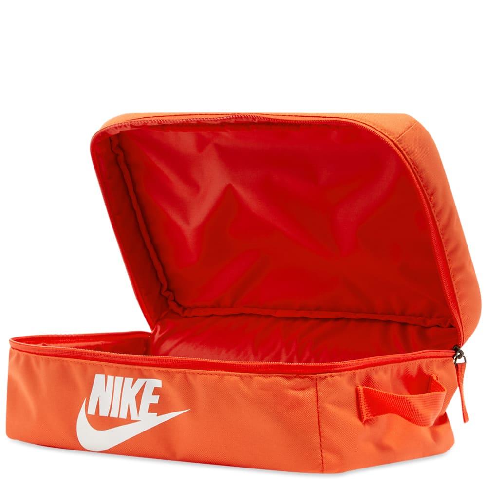 Nike Travel Shoebox Orange \u0026 White   END.