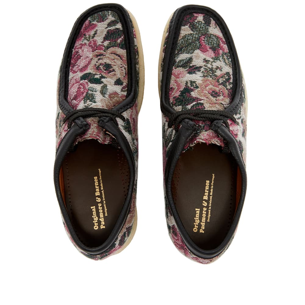 Padmore & Barnes P204 The Original - Floral Leather
