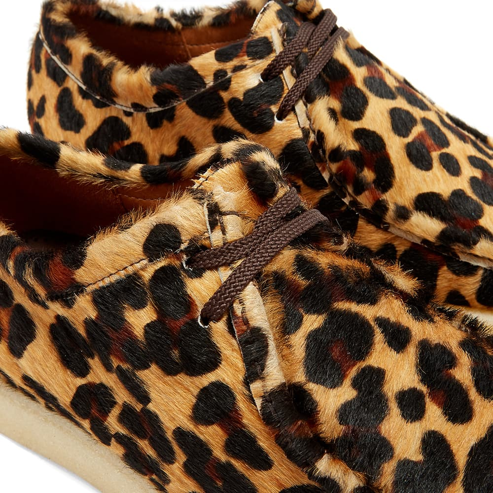 Padmore & Barnes P204 The Original - Leopard Ponyskin