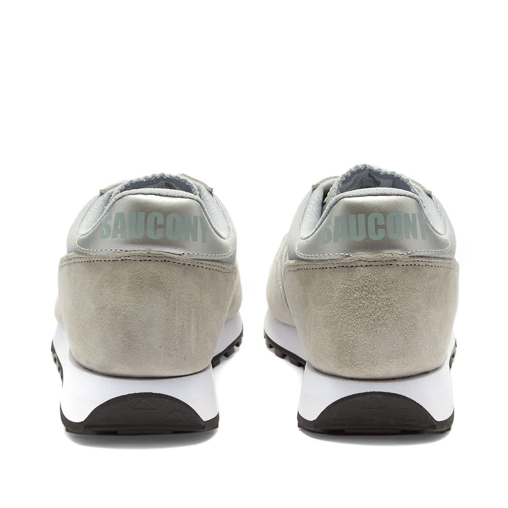 Saucony Jazz '81 - Grey & Silver