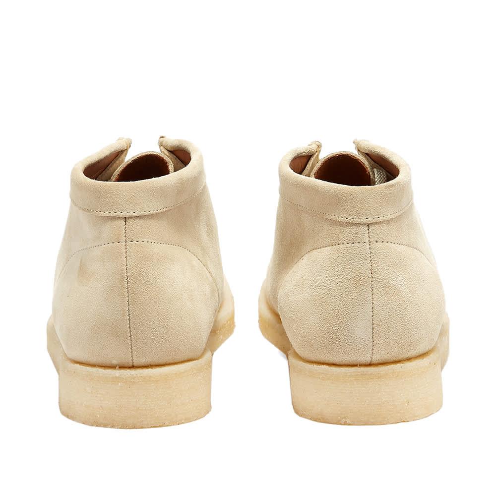 Padmore & Barnes P404 Original Boot - Sand Suede