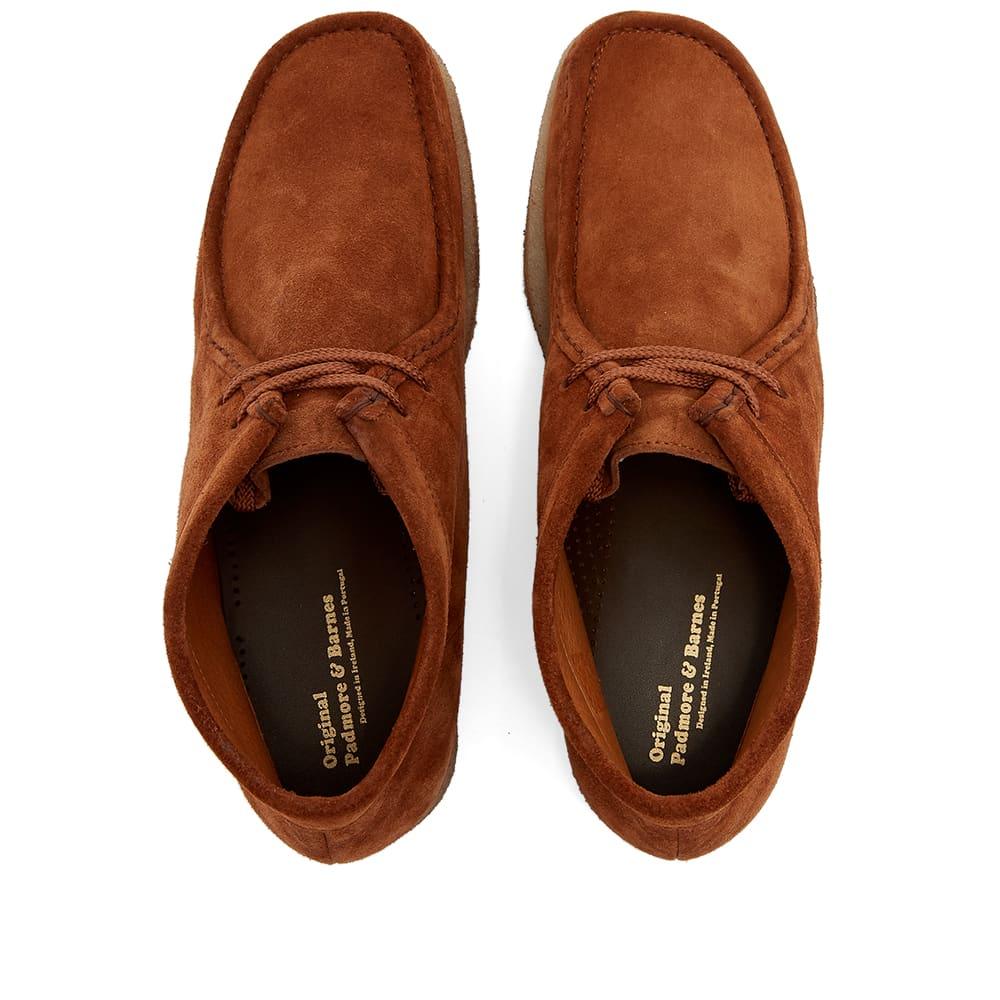 Padmore & Barnes P404 Original Boot - Snuff Suede