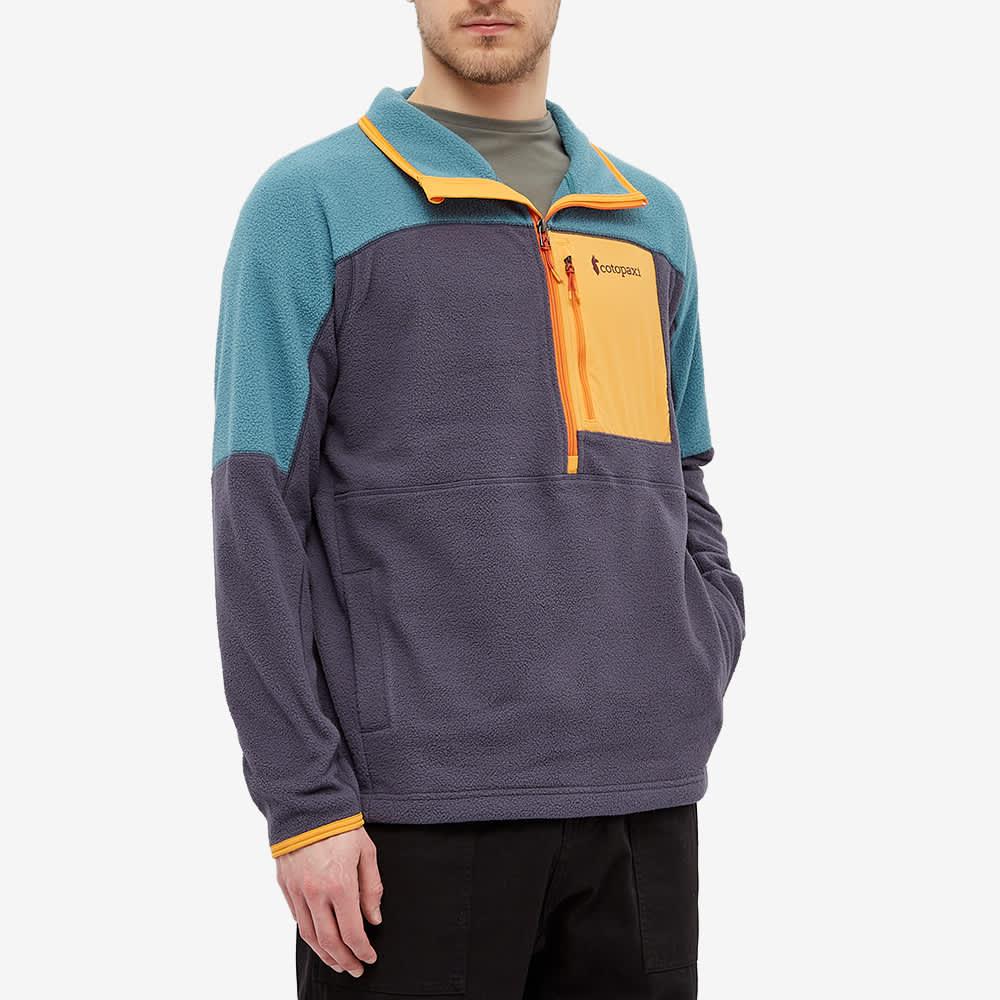 Cotopaxi Dorado Half-Zip Fleece Jacket - Submarine & Graphite